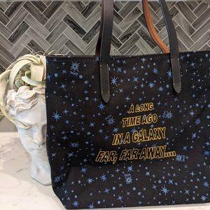 Coach x Star Wars Galaxy Canvas Tote Bag